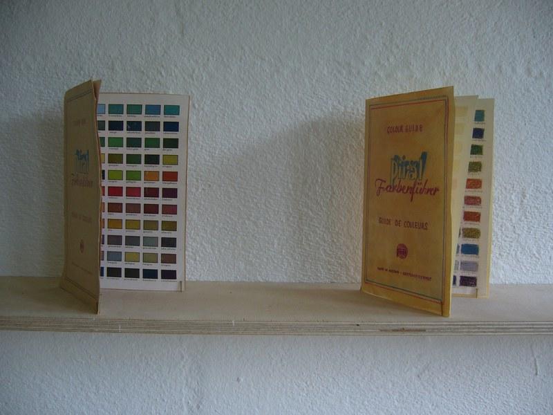 Grandfather's Colourmap